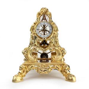 Часы «Классические»/ Gold - Фото