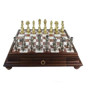Шахматы «Arabesque»/выдвижной ящик - Фото